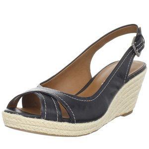 Franco Sarto Cherie-Black Nubia Heels